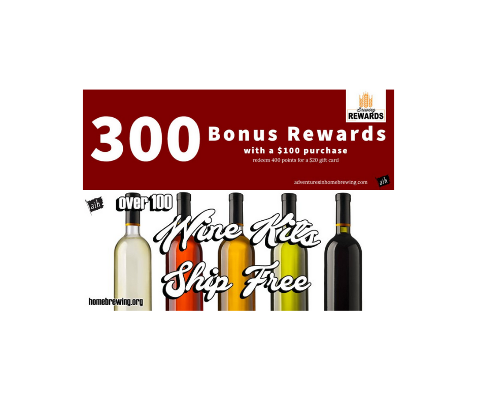 wine kit deal