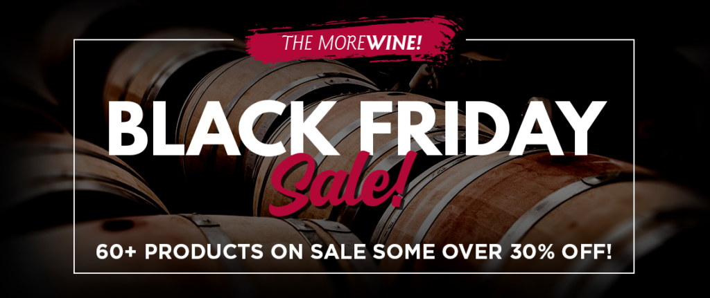 morewine black friday