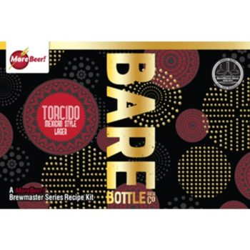 Barebottle Brewing Companys Torcido Mexican Style Lager - All Grain Beer Brewing Kit