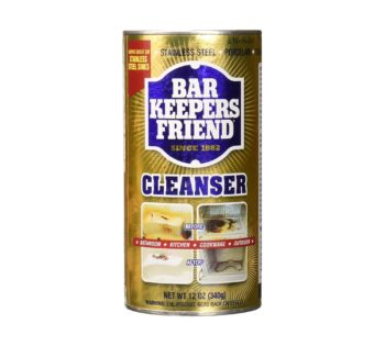 Bar Keepers Friend Powdered Cleanser 12-Ounces (3-Pack)