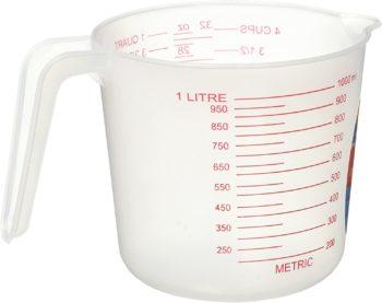 Kole One Quart Measuring Cup, Regular