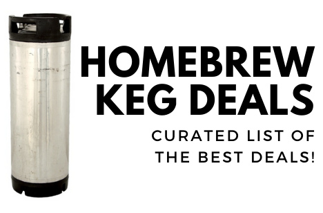 homebrew keg deals