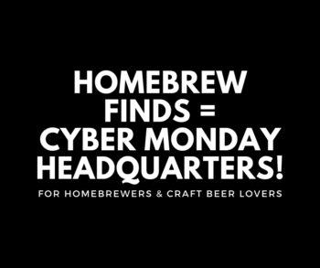 homebrewfinds cyber monday deals