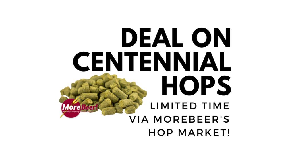 centennial hop deal