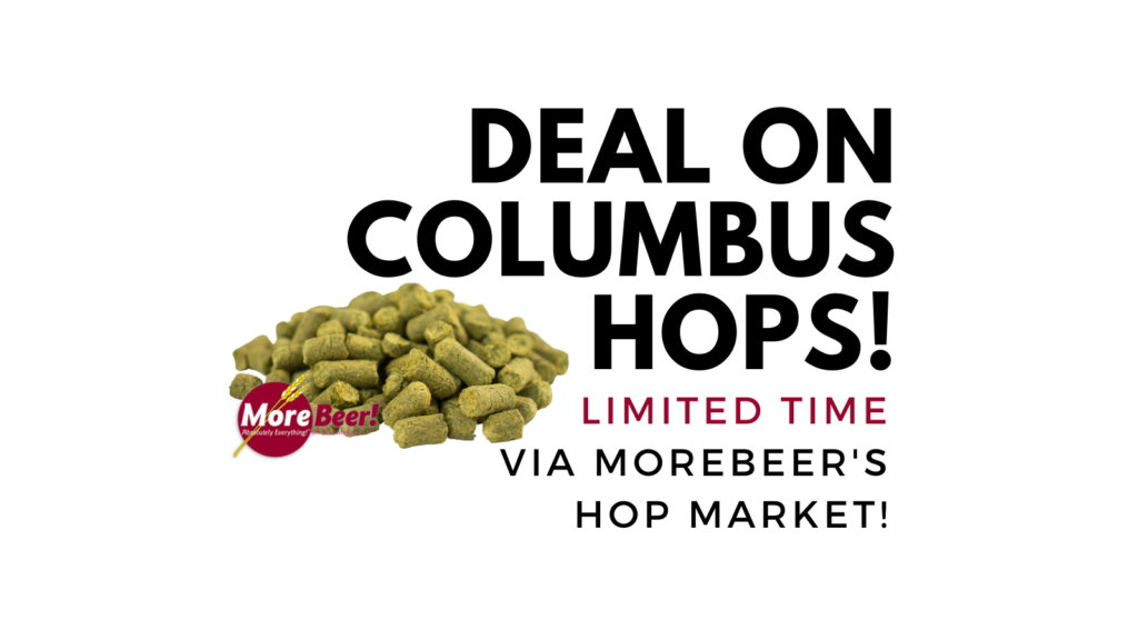 homebrew hop deal