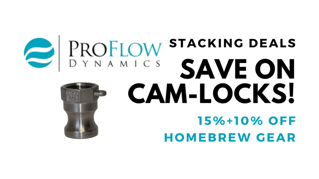 homebrew cam lock
