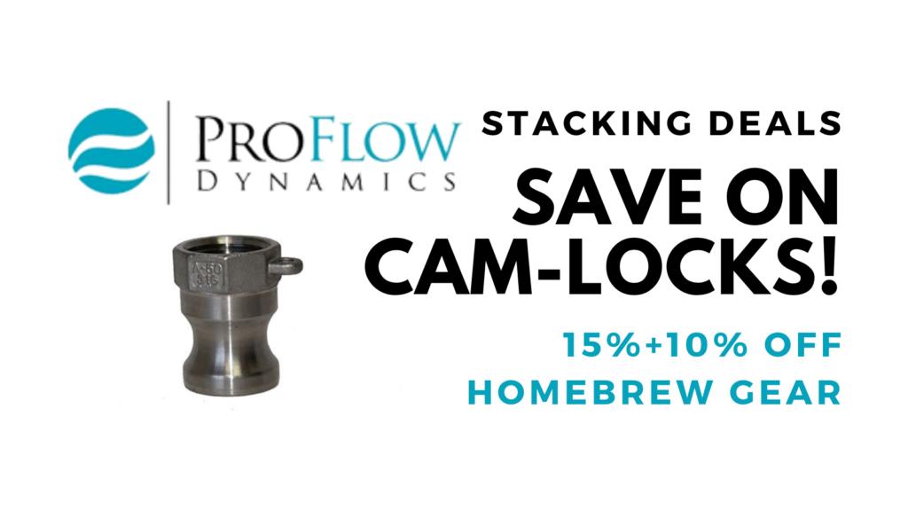 homebrew cam lock