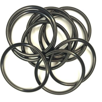 Keg Lid O-Rings - Food Safe Buna-N