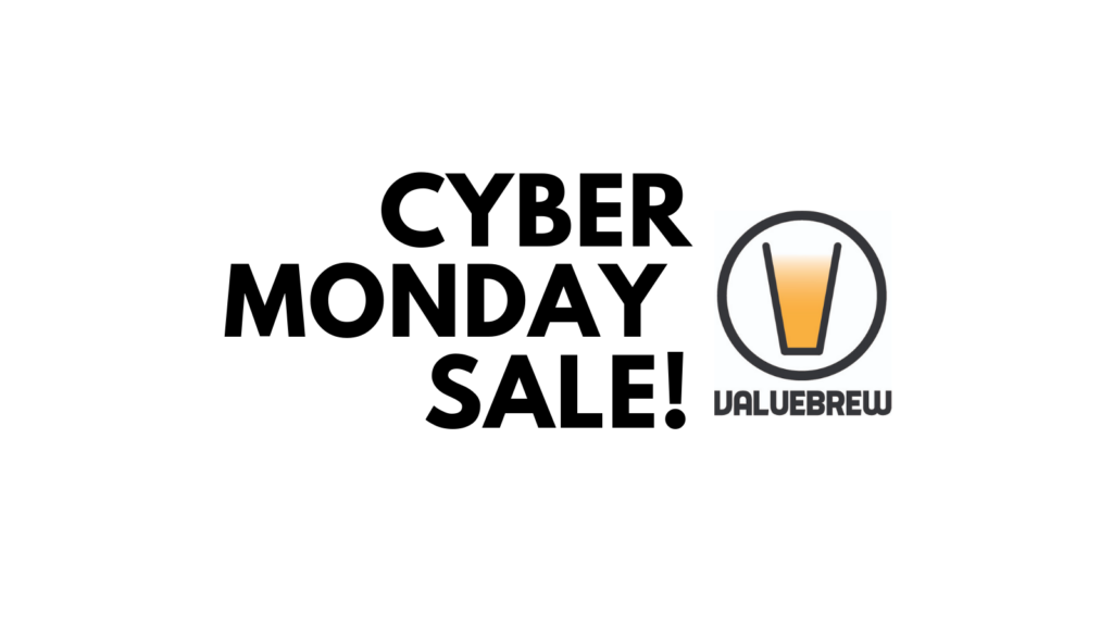 valuebrew.com cyber monday sale