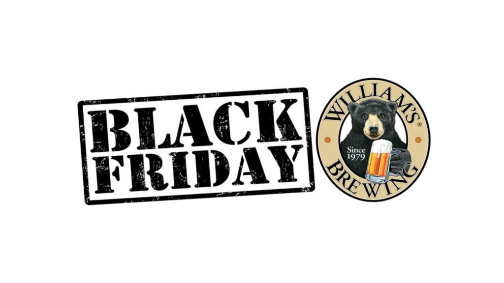 wlliamsbrewing.com black friday