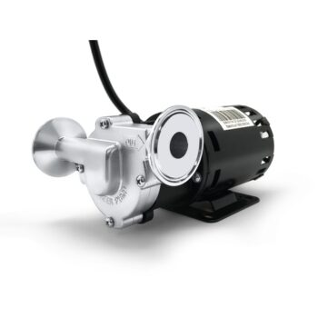 X-Dry Series Tri-Clamp Chugger Pump (Inline) - Stainless Steel H335