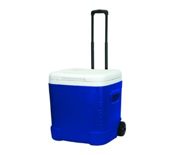 Igloo Ice Cube 60 Quart Wheeled Roller Cooler