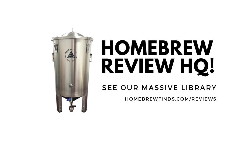 homebrewing homebrew reviews