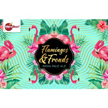 Mai Tai PA Clone - Flamingos & Fronds Mosaic® IPA