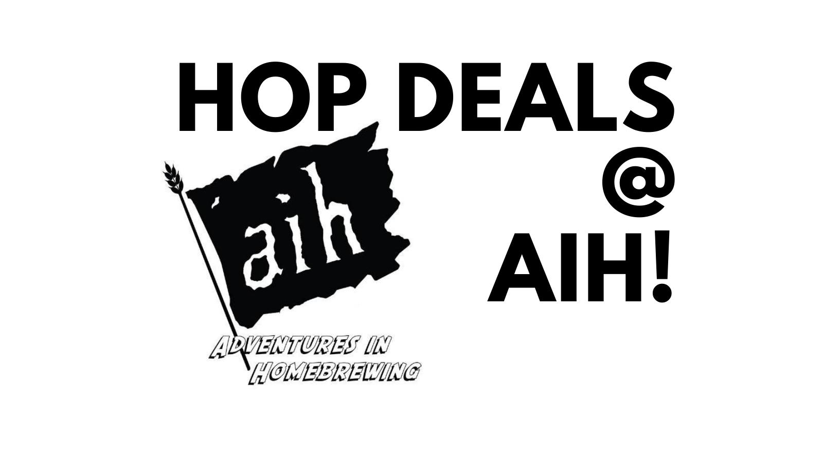 homebrewing.org hop deals