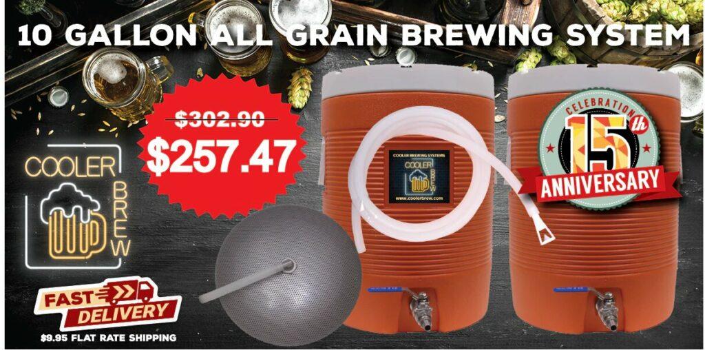 all grain brewing equipment