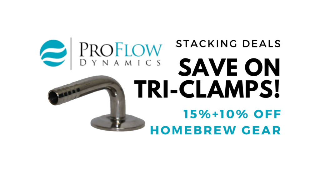 homebrew tri clamp deals