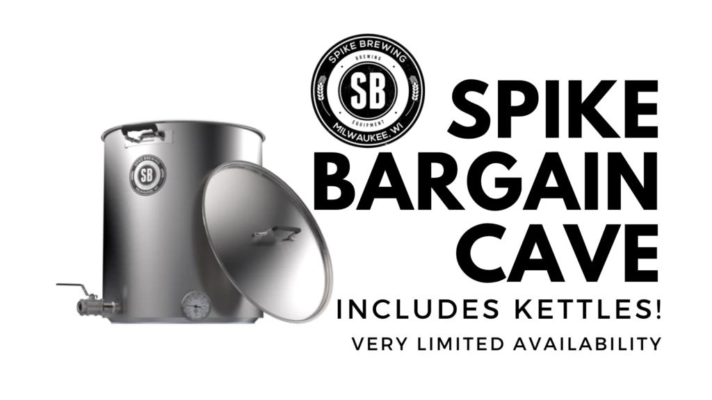 spikebrewing.com kettle deal