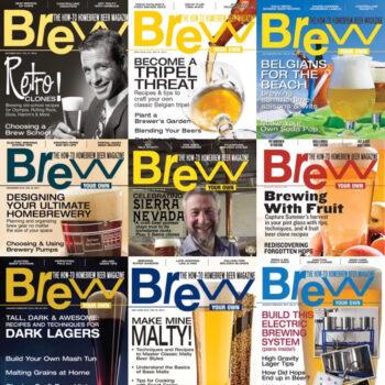 byo.com brew your own magazine sale