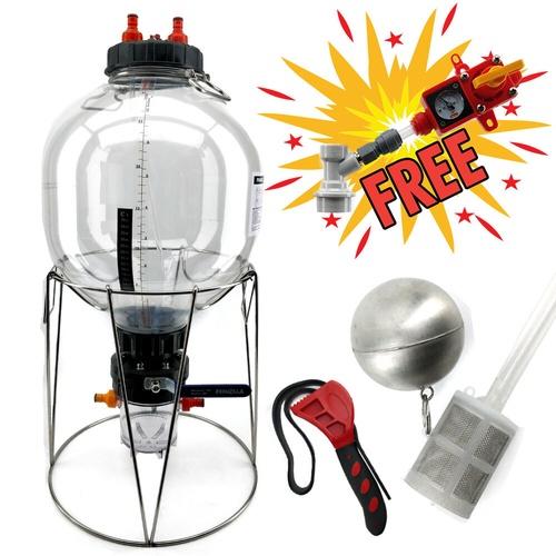 FermZilla Conical Pressure Brewing Kit