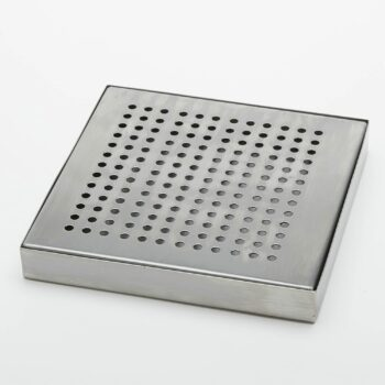 American Metalcraft DT4 Stainless Steel Drip Tray, Square