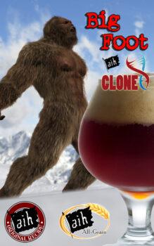 Sierra Nevada Bigfoot Clone Recipe