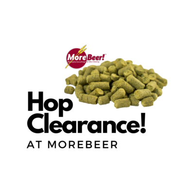 morebeer hop clearance