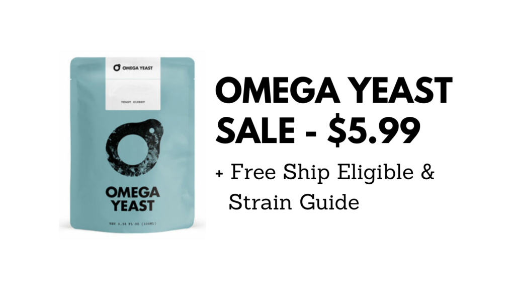 omega yeast deal