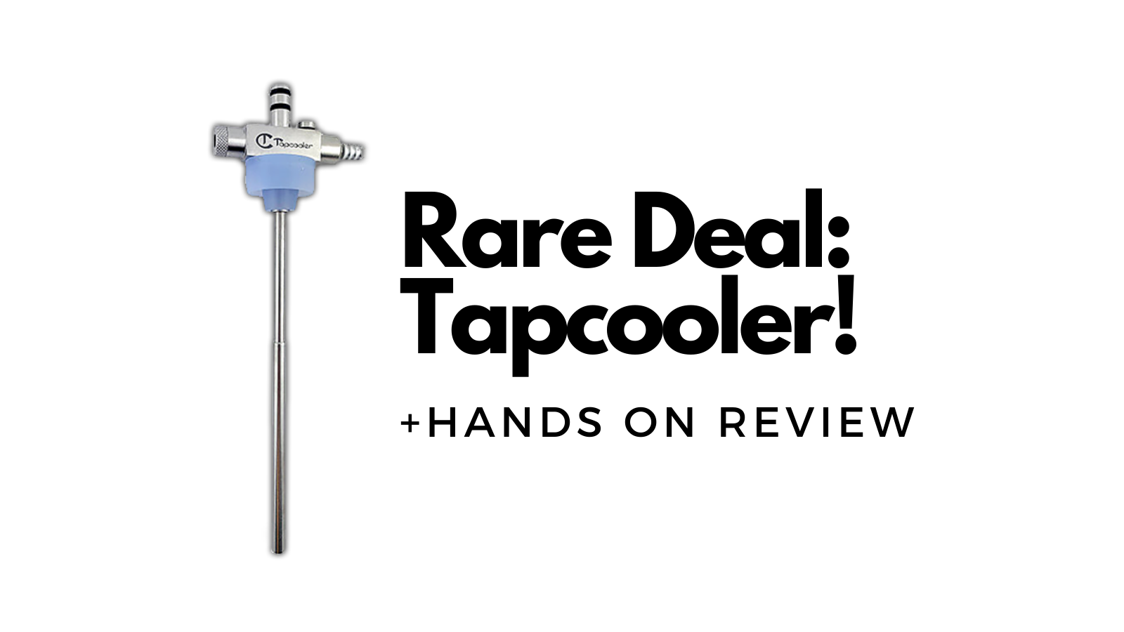 tapcooler deal