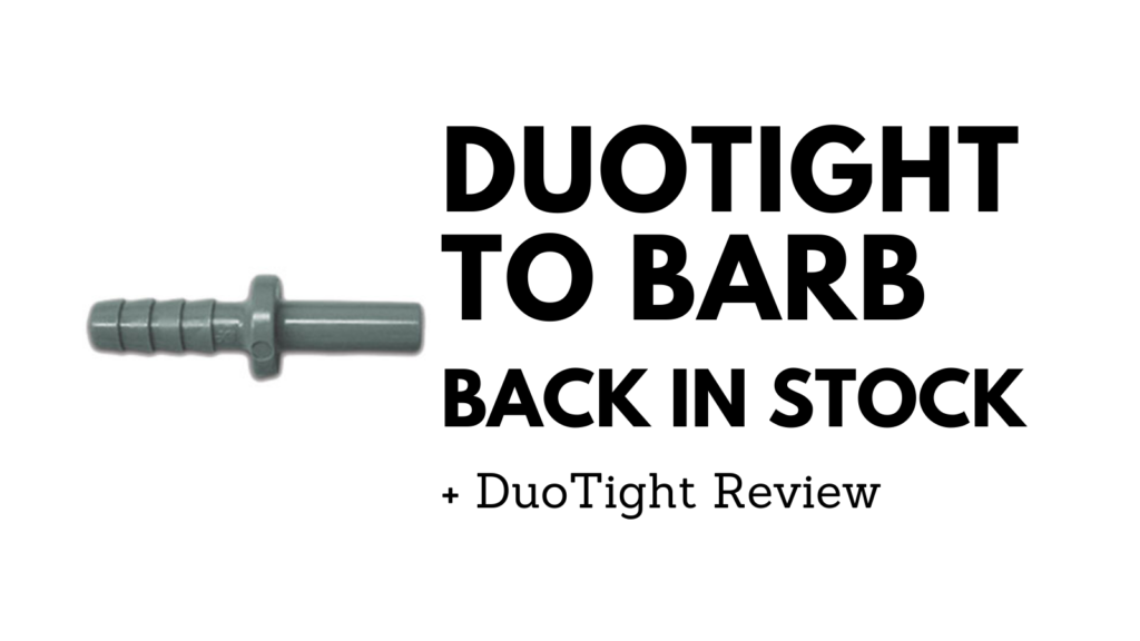 duotight barb fitting