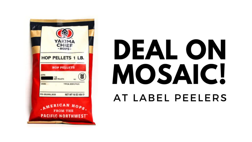 mosaic hop deal