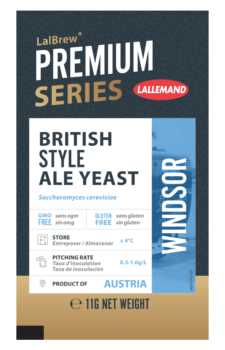 LalBrew Windsor British-Style Ale Yeast
