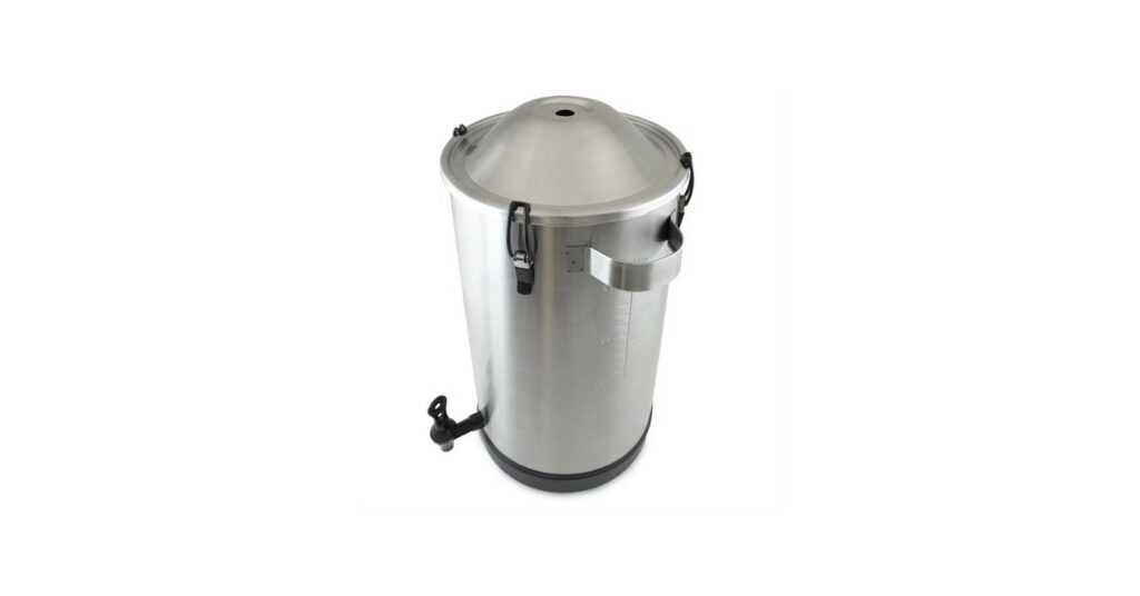 Mangrove Jack's Stainless Steel Fermenter - 7 gal. ZBC-50241