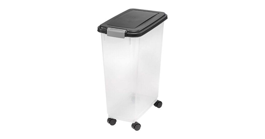 IRIS USA, Inc. 47 Quart Airtight Pet Food Container