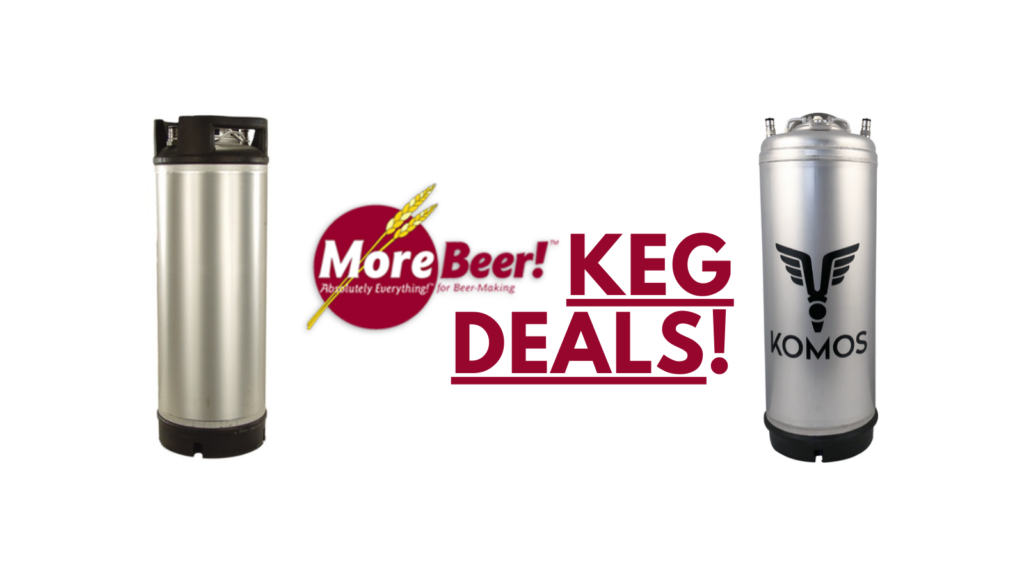 morebeer.com keg deals