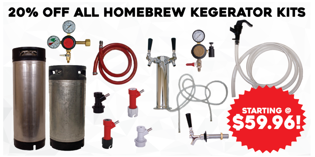 kegging system deal