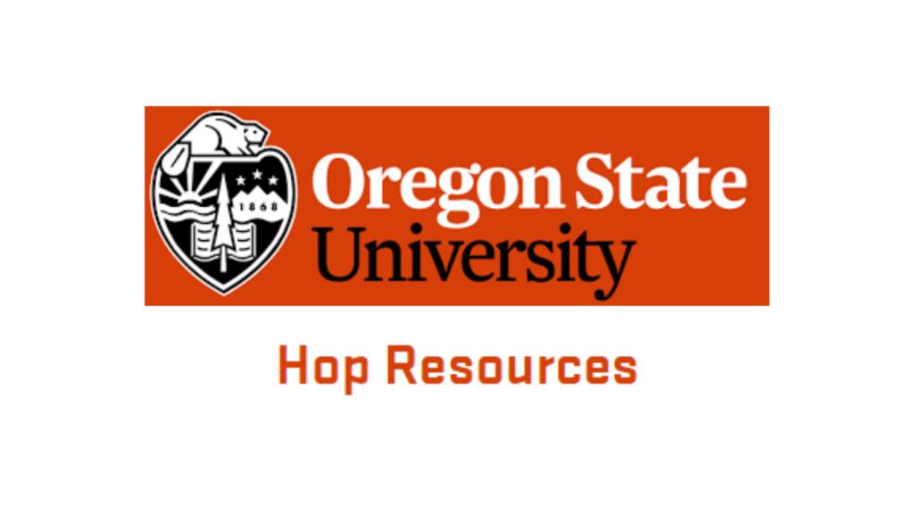 oregonstate.edu hop resources