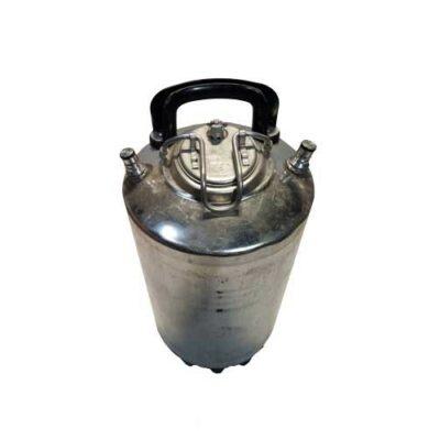Used Single Handle 3 Gallon Cornelius Keg (Ball Lock)