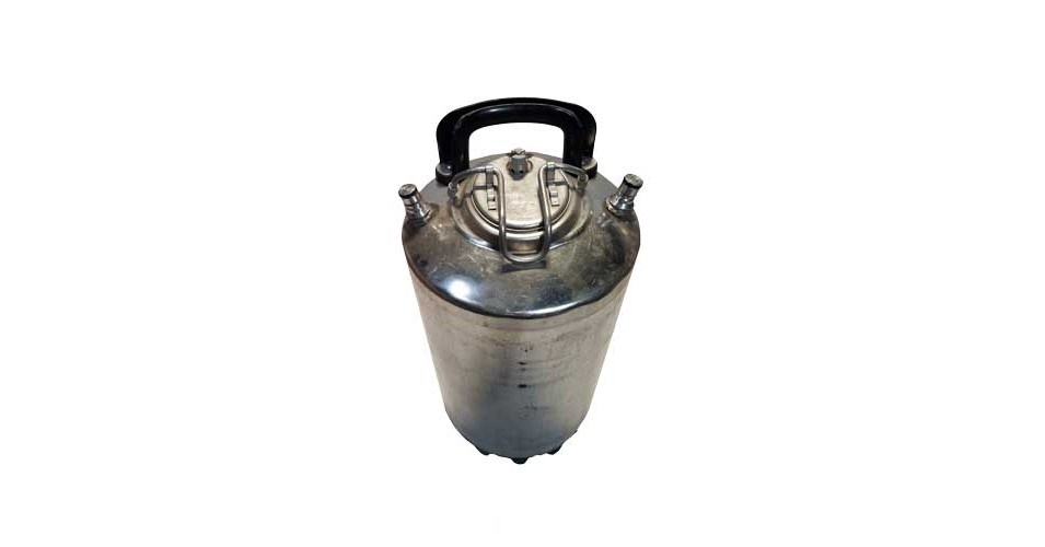3 gallon ball lock kegs