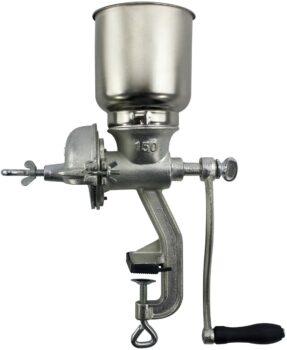 CHARD GM-150 Grain Mill, Tin Coated Cast Iron