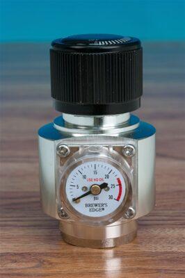 0-30 PSI Brewer's Edge® Mini Regulator