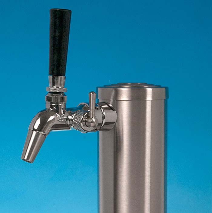 Intertap Single Complete Flow Control Stainless Tower