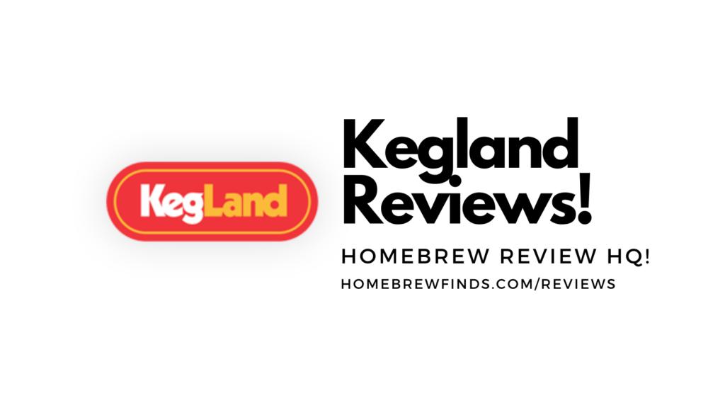 kegland homebrewing reviews