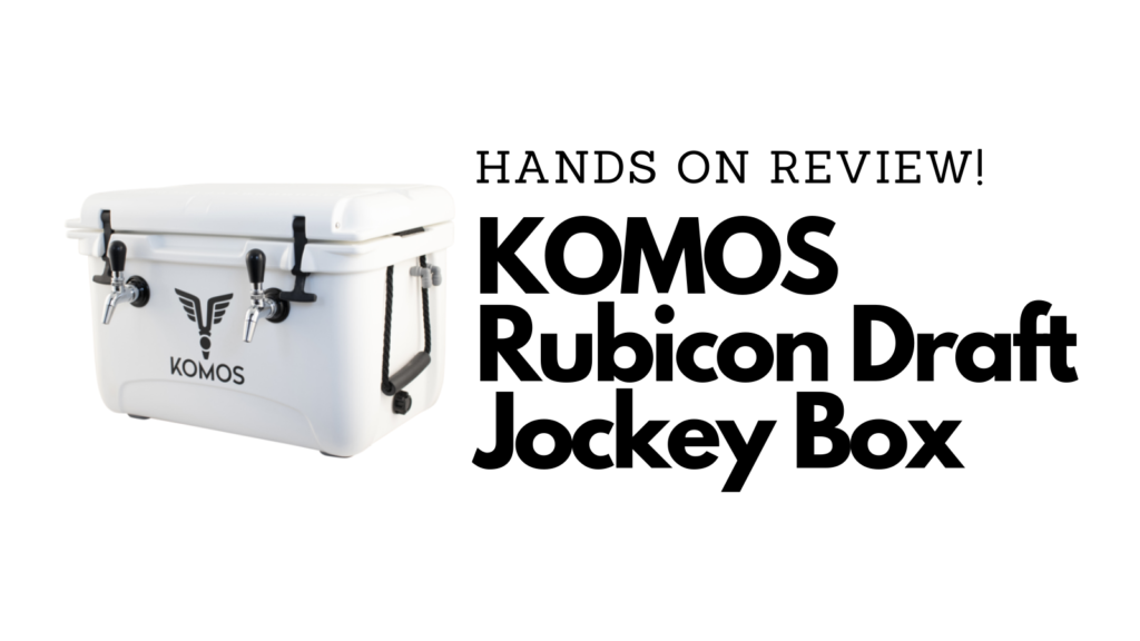 komos jockey box review