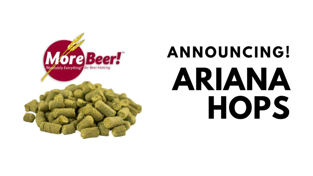 ariana hops