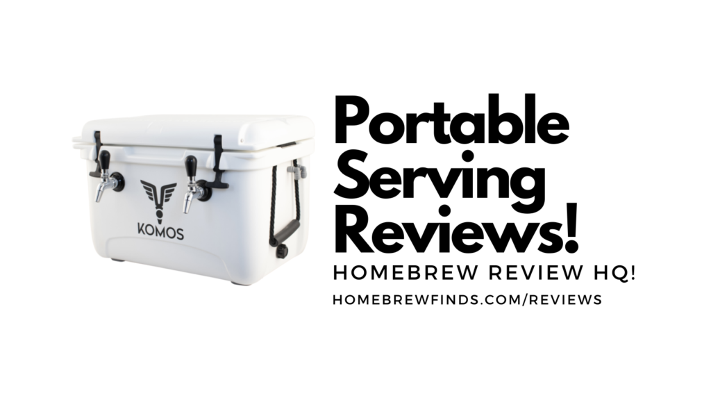 portable draft beer and homebrew serving reviews