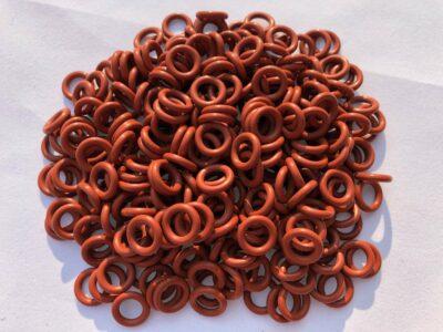Keg Dip Tube O-Rings - Food Safe Silicone