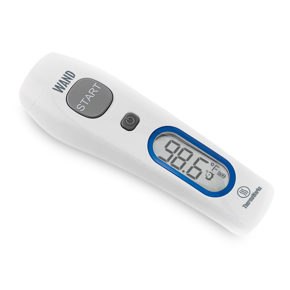 WAND™ - No Touch Forehead Thermometer (FDA-Cleared)