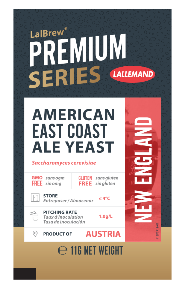 LalBrew New England American East Coast Ale Yeast