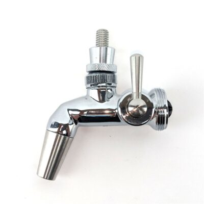 Nukatap Stainless Flow Control Faucet